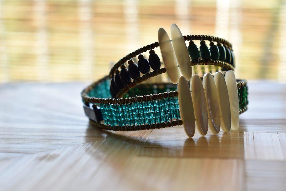 Bracelet Boa Thetis Green