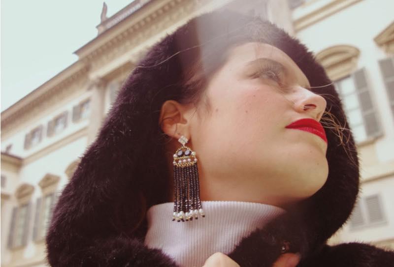 Ziio-jewels-Earrings-fenice-black