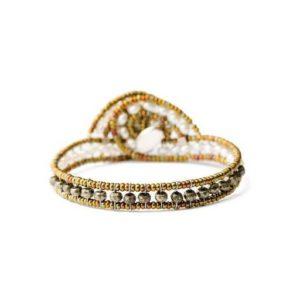 Bracelet MINUS Pyrite