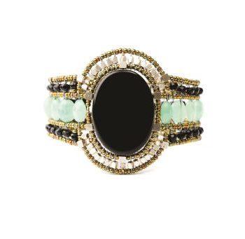 Handmade Bracelet SUN Onyx Cryso