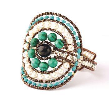 Handmade Bracelet VENUS Blue