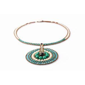 Handmade-Necklace-Venus-Blue