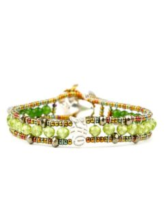 Ziio Bracelet GOUTTE Green