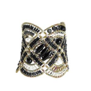 Ziio Bracelet NEW ROMANCE Black