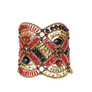 Ziio Bracelet NEW ROMANCE Red 512