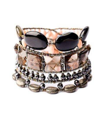 ziio jewels Bracelet ATLAS Bronze