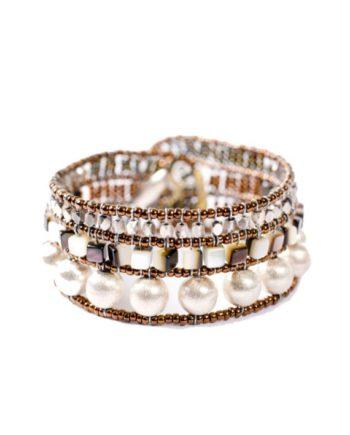 Handmade Bracelet COLORATISSIMO Silver