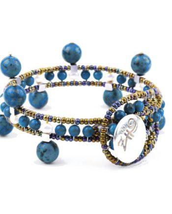 ziio jewels Bracelet CROWN Lapiz SL