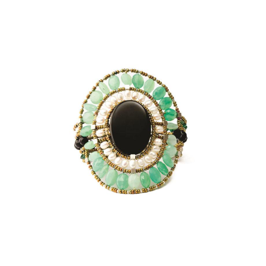 ziio-jewels-Bracelet-SUN-Large-Onyx-Cryso
