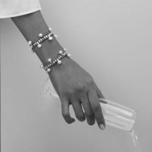 ziio jewels Bracelets CROWN BW
