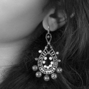 ziio jewels Earrings CROWN