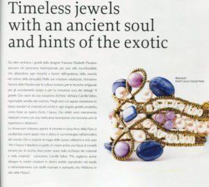 ziio jewels TJF Bracelet KNOT LILLA