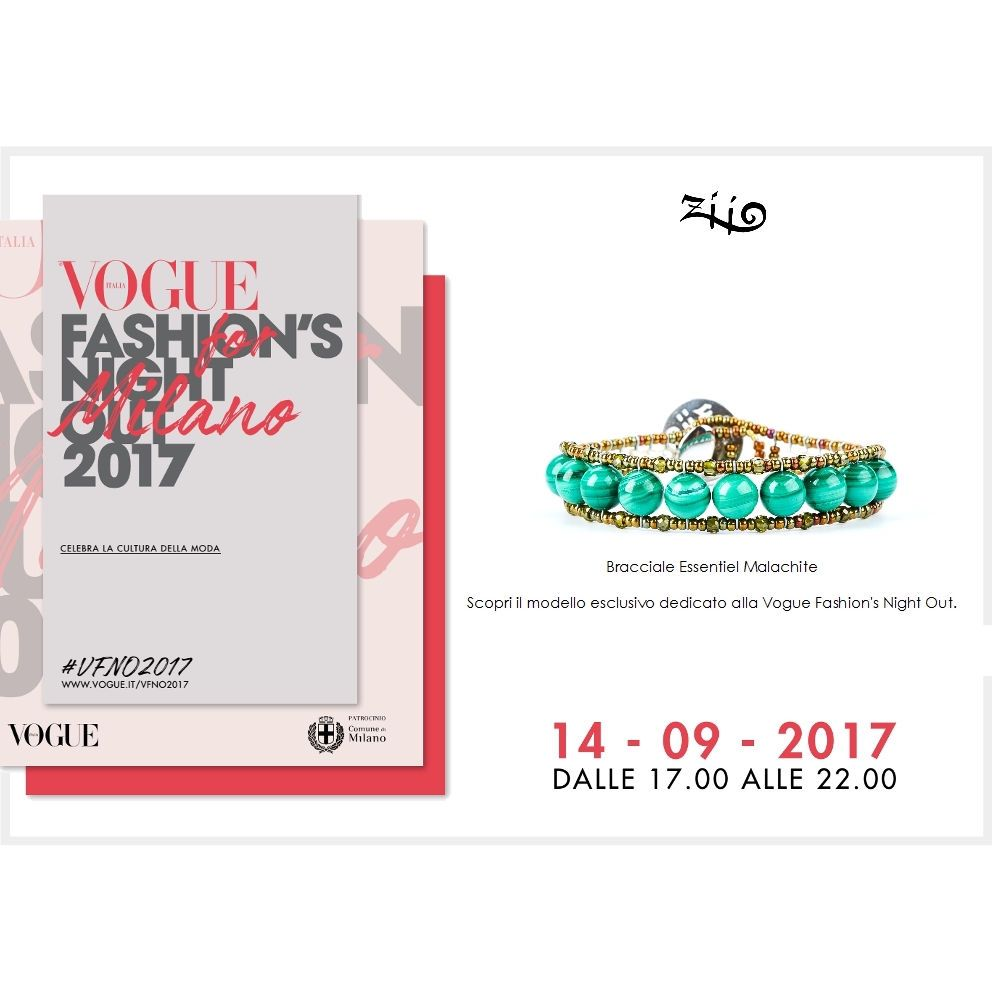 ziio jewels invito Vogue Fashion Night