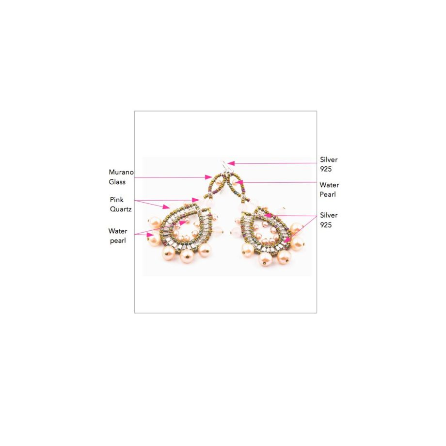 ziio-jewels-LEGENDE-EARRING-CROWN-PINK