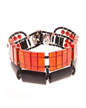 Handmade-Bracelet-JASON-RED-ziio