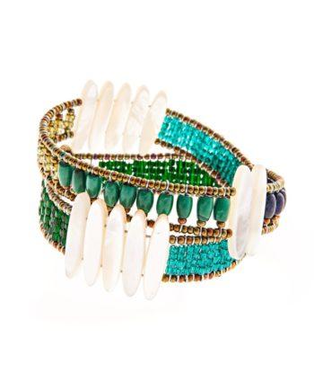 Handmade Bracelet TETHIS BLUE