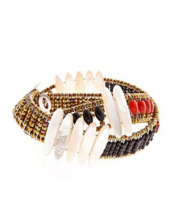 Handmade Bracelet TETHIS RED