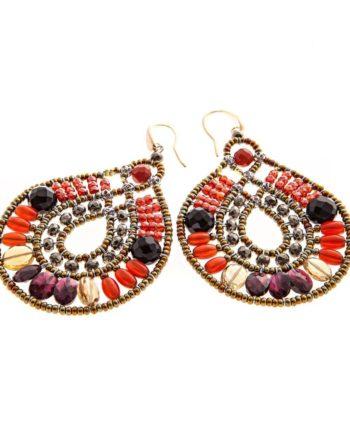 Handmade-Earrings-PIRANGA-ziio