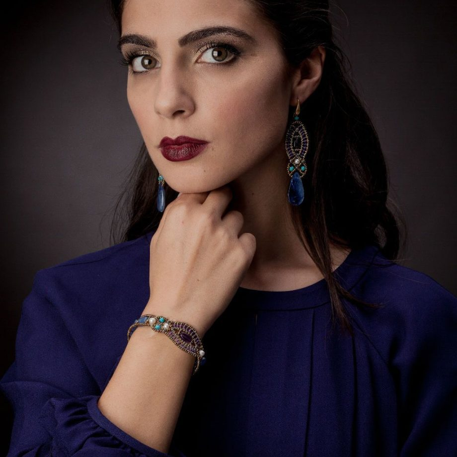 handmade-earring-rha-bracelet-rha-ziio-3