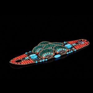 Handmade-Bracelet-NAGA-FLAT2-ZIIO-JEWELS