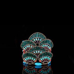 handmade Bracelet NAGA FRONT ZIIO JEWELS