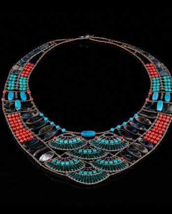 handmade necklace NAGA ZIIO JEWELS