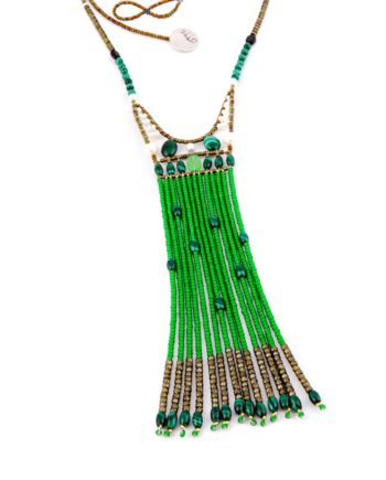 Collana FENICE Long Green
