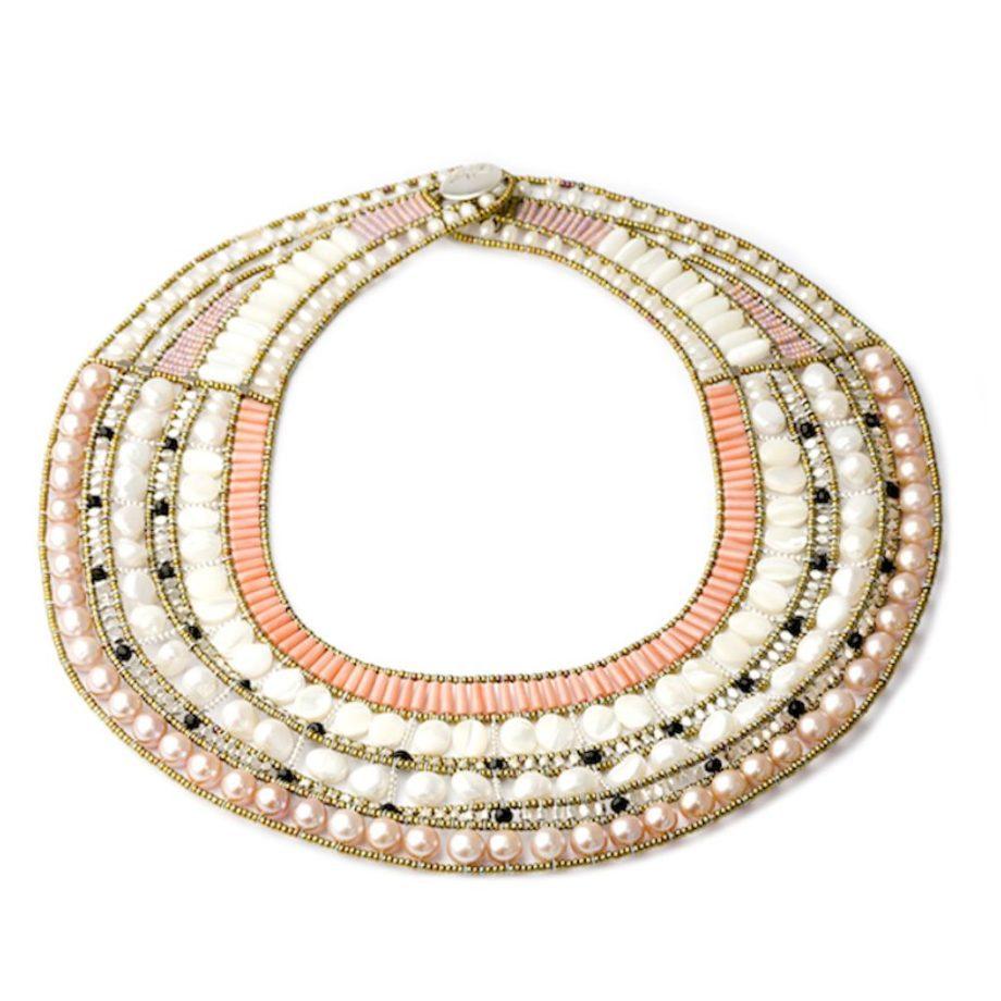 Handmade Necklace JOLIE MOME