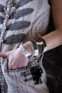 ZIIO-Jewels-indossato-Bracelets-Boa-TETHYS-mix