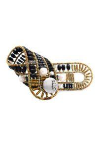 bracelet-Fenice-Black-white-Ziio-collection-2019