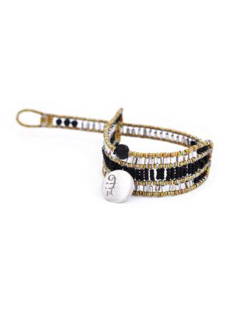 Bracelet Evolution Silver Ziio Jewels