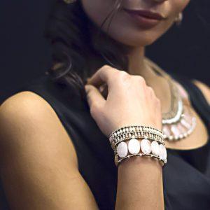Jziio-handmade-bracelet-goiaba-Morganite