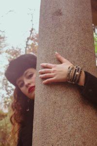 ziio-jewels-bracelet-fenice-black-pearl-indossata