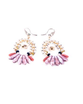 Orecchini Mistinguett Pinky