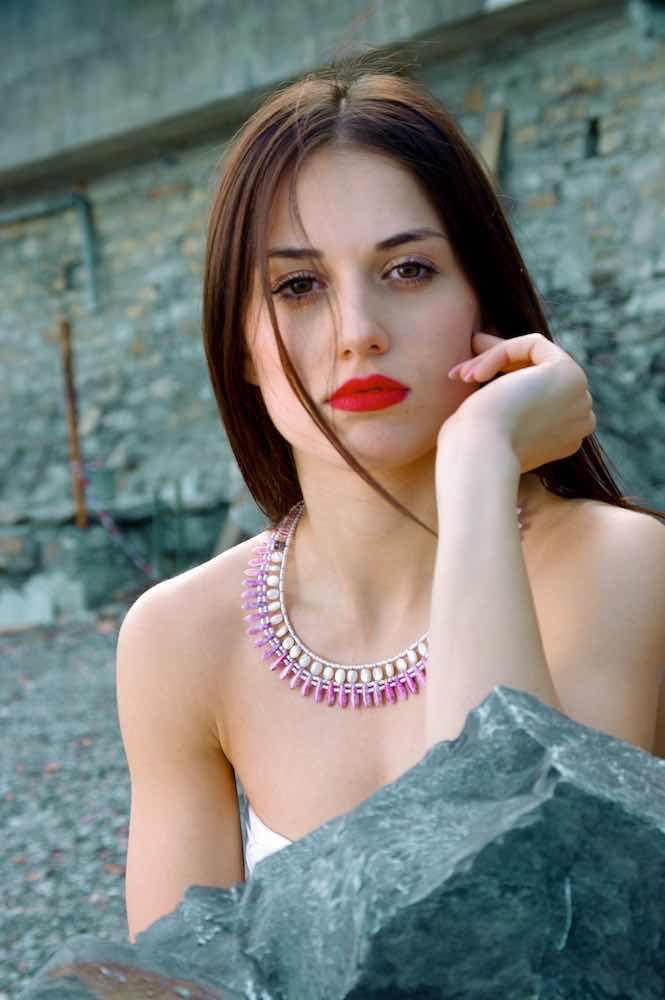 Mistinghett Jewels Collection-necklace mistinguett Pinky