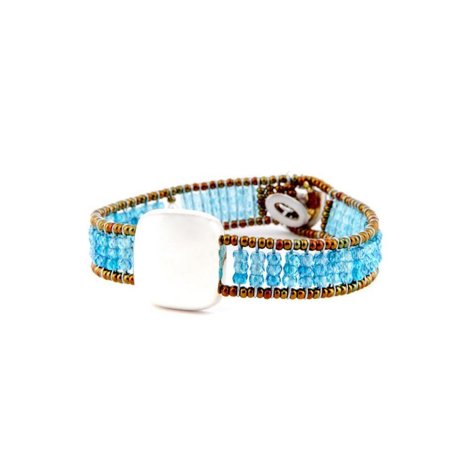 Bracelet GOIABA Small Celeste