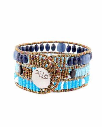 Bracelet FENICE Blu