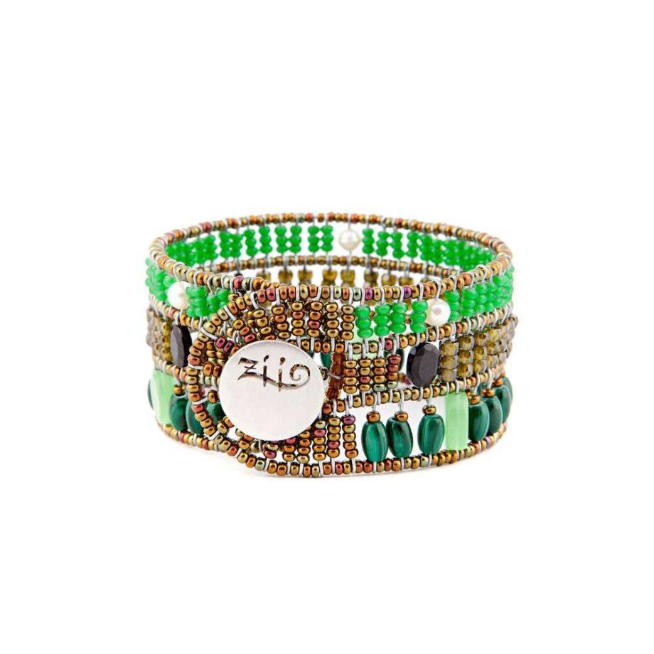 Bracelet Fenice Green