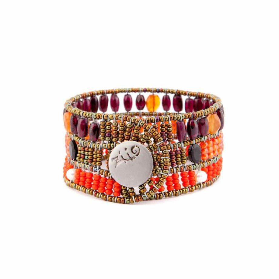 Bracelet Fenice Orange