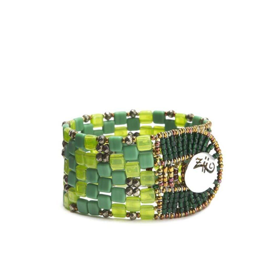 Ziio Jewels Bracelet Pixel Green