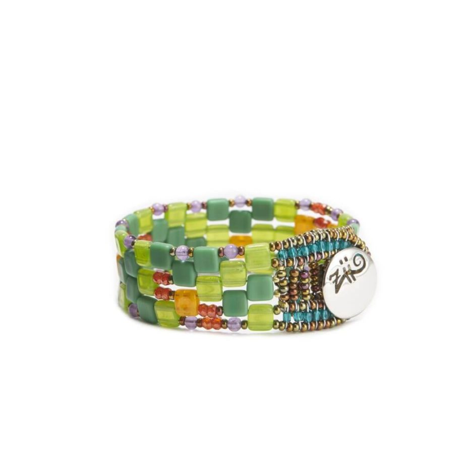 Ziio Jewels bracelet pixel parrot small