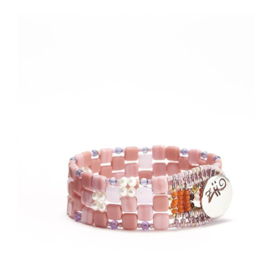 Ziio Jewels Bracelet Pixel Pink Small