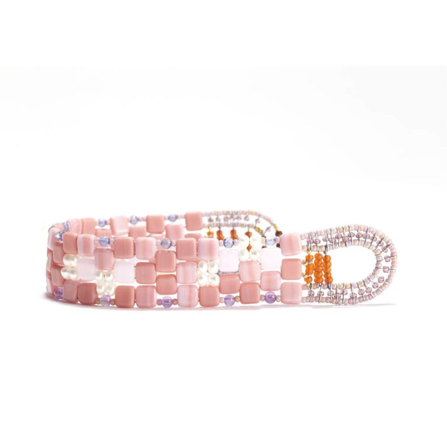 Ziio Jewels Bracelet Pixel Pink Small-Open