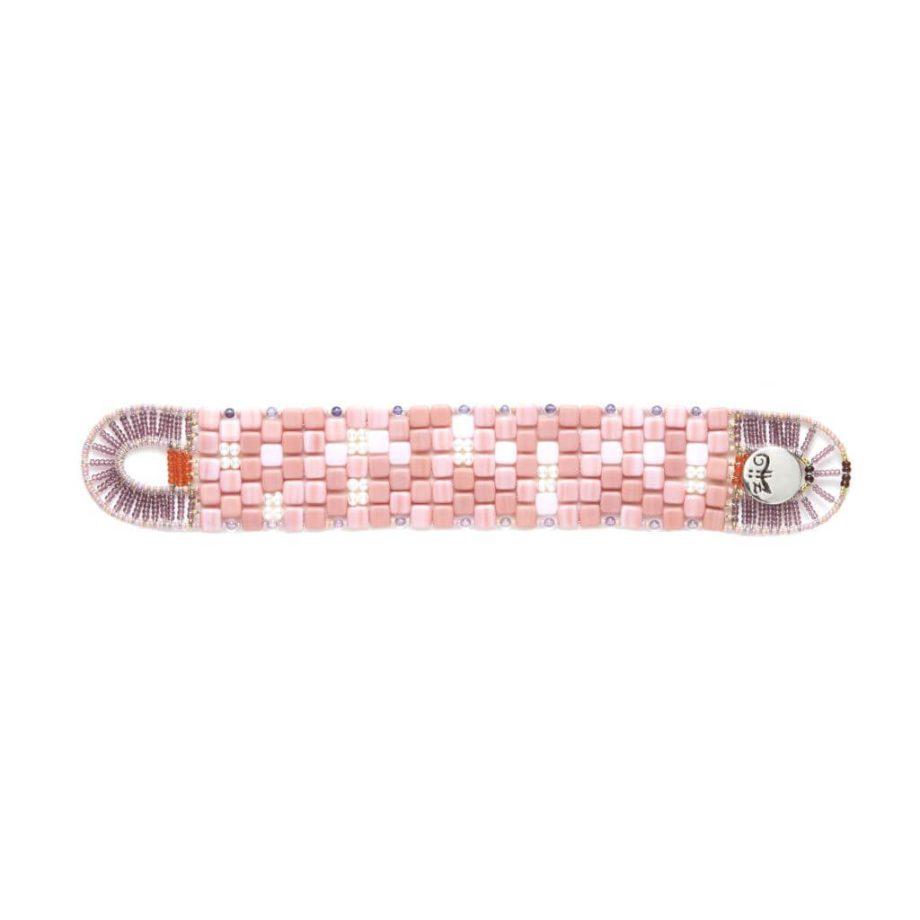 Ziio Jewels Bracelet Pixel Pink