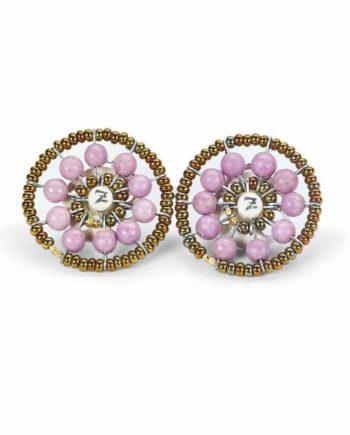 Sol Jewels Collection Earrings Sol Phosphosiderite