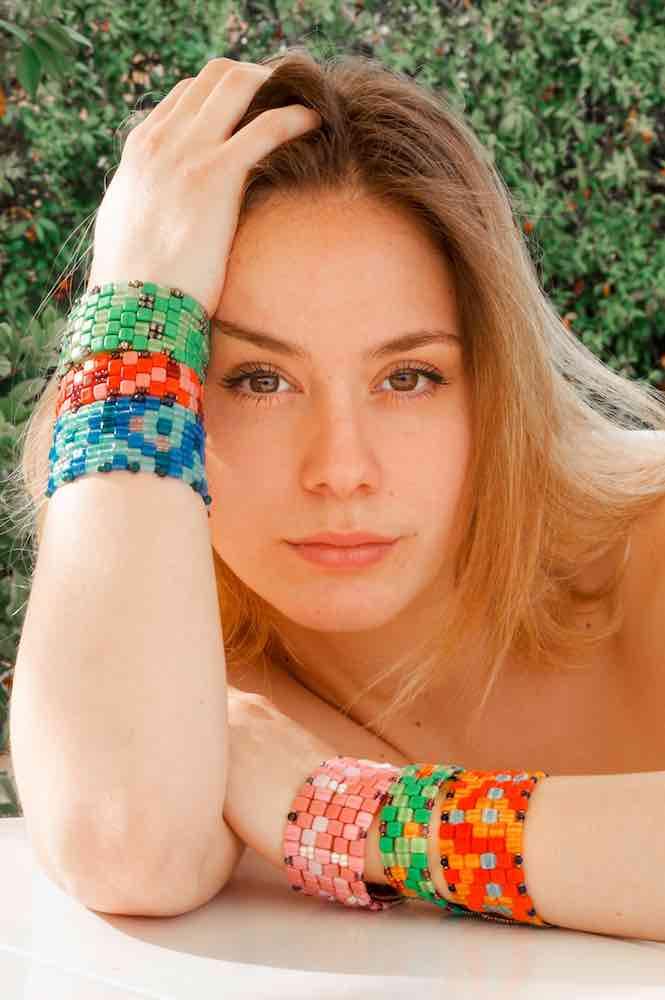 Ziio Jewels Bracelet pixel Onda Sun