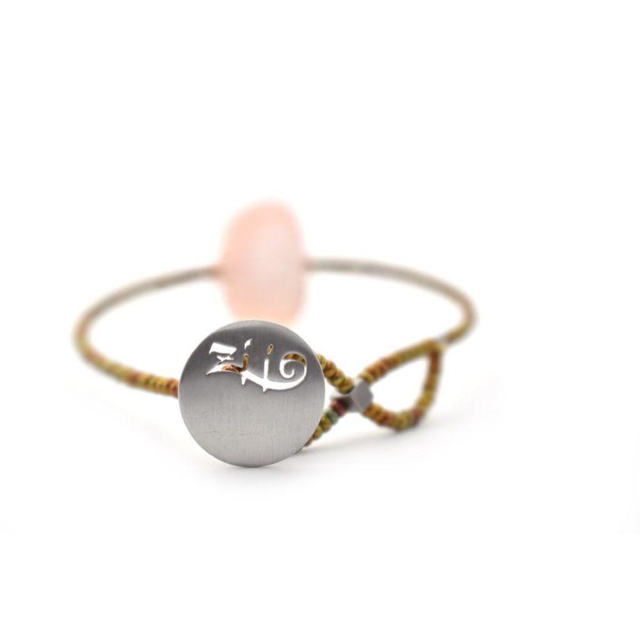 Handmade-Bracelet-Zen-Opal ziio jewels