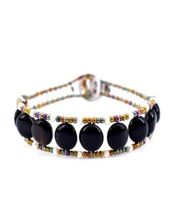 Ziio-jewels-Bracelet-Essentiel-Black-Pearl