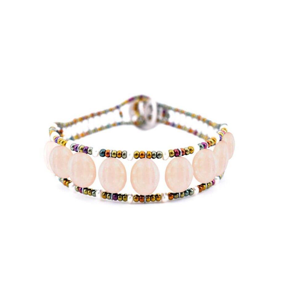 Ziio-gioielli-Bracciale-Essentiel-Morganite