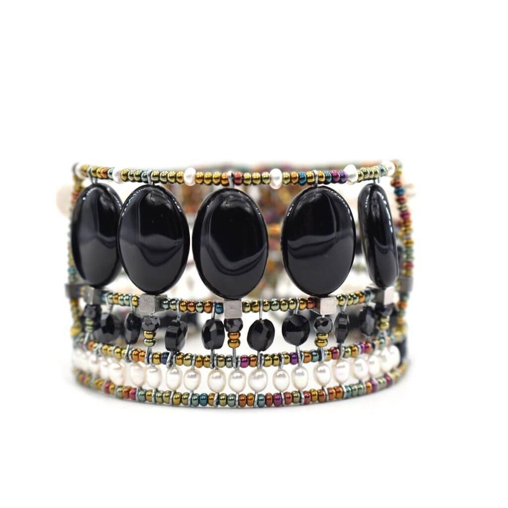 Ziio-jewels-Bracelet-Goiaba-Black-c
